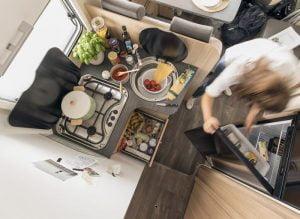 Sunlight integraal keuken sfeerimpressie