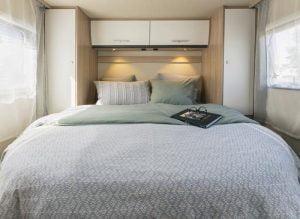 Sunlight interieur bed sfeerbeeld