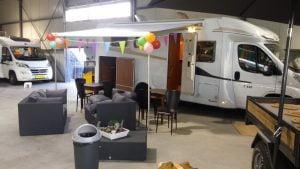 Campershow Feest Wolvega
