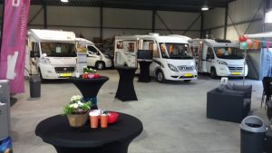 Campershow Interieur