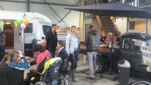 Outlet Noorderzon Campers Kever