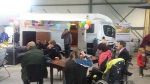 Outlet Noorderzon Campers