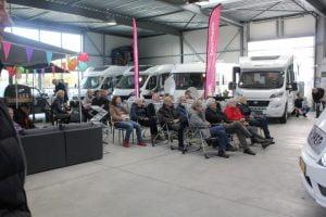 Campershow Workshop Uitleg