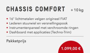 Sunlight Chassis Comfort pakket integraal 2021