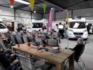 Noorderzon Campers workshop beurs