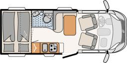 Globebus T1 indeling 255x126px
