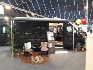 Noorderzon Campers Jaarbeurs - Sunlight XV edition buscamper