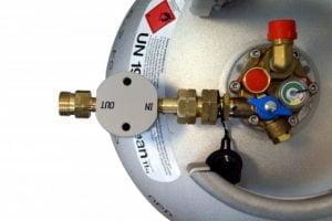 LPG Filter Smart op alu