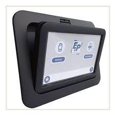 Touchscreen bediening