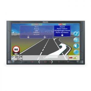 PHILIPS-CE-600-N-multimedia-GPS-Radio-6-8-screen
