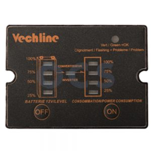 Vechline 2000W bediening