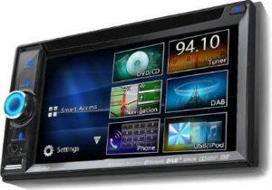 Clarion NX505E